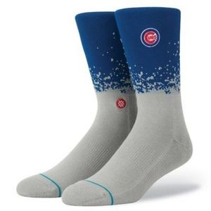 STANCE Chicago CUBS Dip Classic Crew Socks $18